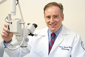 Andrew Spinak, MD; Board Certified Ophthalmologist and Eye Surgeon