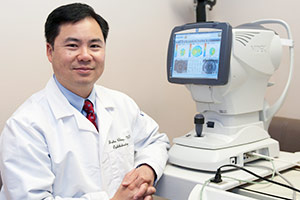 John Chang, MD Board Certified Ophthalmologist and Eye Surgeon at Spinak Medical Eye Center
