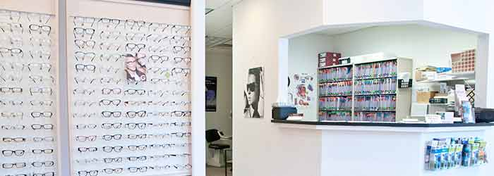 Rockland County Ophthalmologists office at 19 Liberty Square, Stony Point, NY.