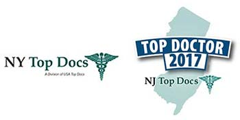 Top Doctor 2017, NY and NJ